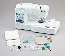 Brother Embroidery Machine, PE535, 80 Built-in Designs, Larg