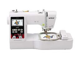 Brother Embroidery Machine, PE550D, 125 Built-In Designs, 45
