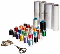 Embroidex Embroidery Machine Starter Kit - Everything Needed