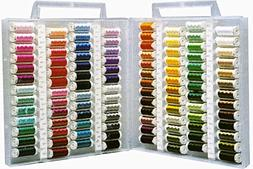 Sulky Embroidery Slimline Dream-2 Assorted Thread Set Size 4