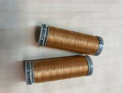 Gutermann Embroidery Thread.  100% Polyester Trilobal