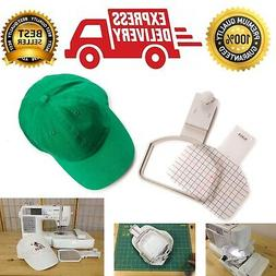 Embroidex Cap/Hat Embroidery Machine Hoop Attachment For Bab