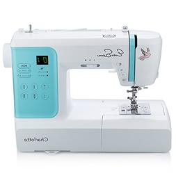 EverSewn Charlotte: 70-Stitch Computerized Sewing Machine, P