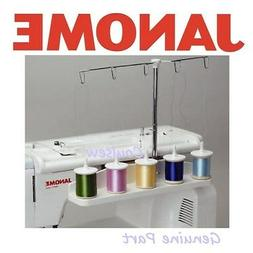 GENUINE JANOME Embroidery Machine Thread 5 Spool Stand 10000