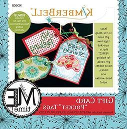 "Kimberbell Gift Card ""Pocket"" Tags Machine Embroidery Design"