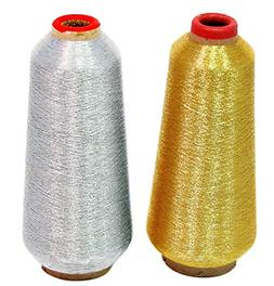 ThreadNanny Gold & Silver Metallic Machine Embroidery Thread