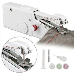 Handheld Protable Cordless Mini Sewing Machine Quick Stitch