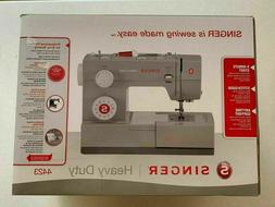 SINGER HEAVY DUTY 4423 SEWING MACHINE W/ 23 STITCHES! NEW! W