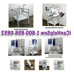 Heavy Duty Embroidery Machine Stand Brother PRS100 Babylock
