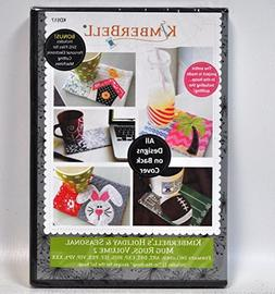 Kimberbell KD517 Holiday and Seasonal Mug Rugs Pattern, Norm