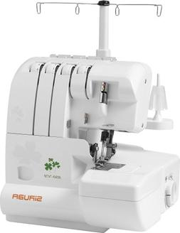 Home Kitchen Features SiRUBA HSO-747D Overlock Sewing Machin