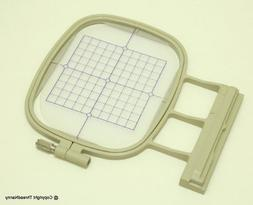 NEW MEDIUM 4x4 HOOP for Brother Innovis 2500D, 1500D, 4000D,