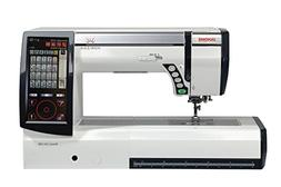 Janome Horizon Memory 12000 Embroidery with Sewing Machine a