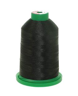 Isacord Embroidery Thread, Black Thread 5000M color 0020
