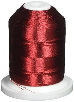 Robison-Anton J Metallic Thread 1,000Yd-Red