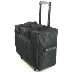 Janome Sewing & Embroidery Machine Case Trolley Black NEW