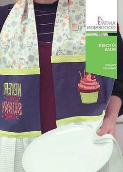 Kitchen Boas Anita Goodesign Embroidery Machine Design CD NEW