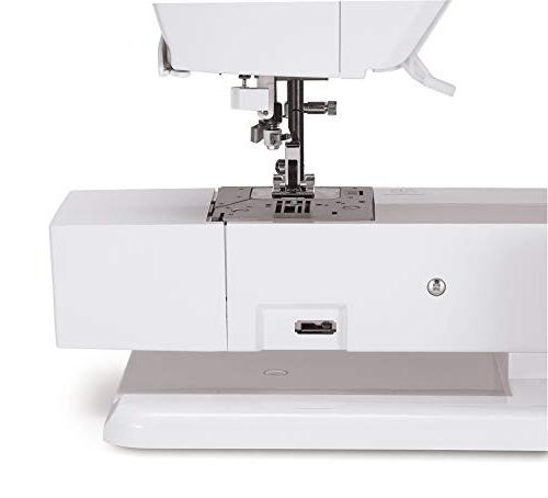 SINGER 4-in-1 Futura Portable Embroidery, and Serging with Bonus