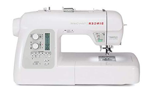 SINGER 4-in-1 Portable and Serging Machine with Bonus