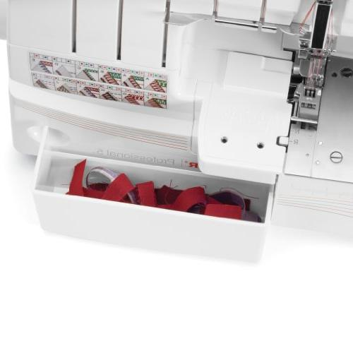5-4-3-2 Capability Serger Overlock with Tension