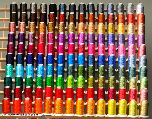 165 cones polyester machine embroidery