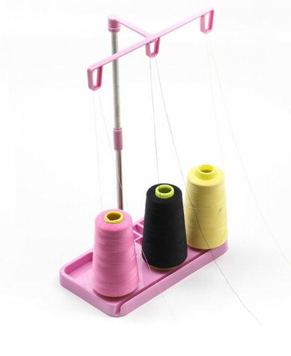 3 Thread Stand for Overlock Sergers & Machines