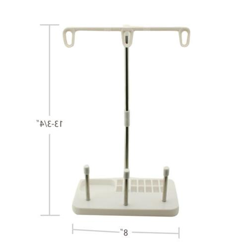 3 Spool Stand for & Embroidery