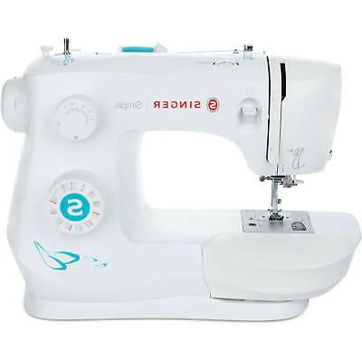 3337 simple sew machine