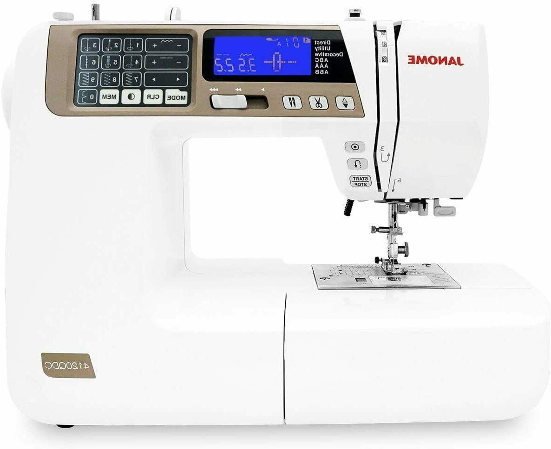 Janome / 4120 Computerized Sewing Machine
