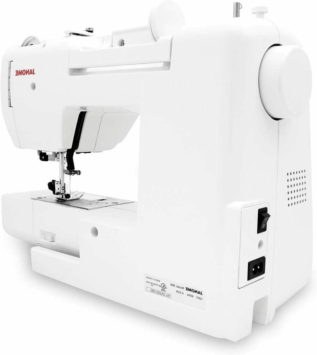 Janome Computerized Sewing + Machine Brand NEW