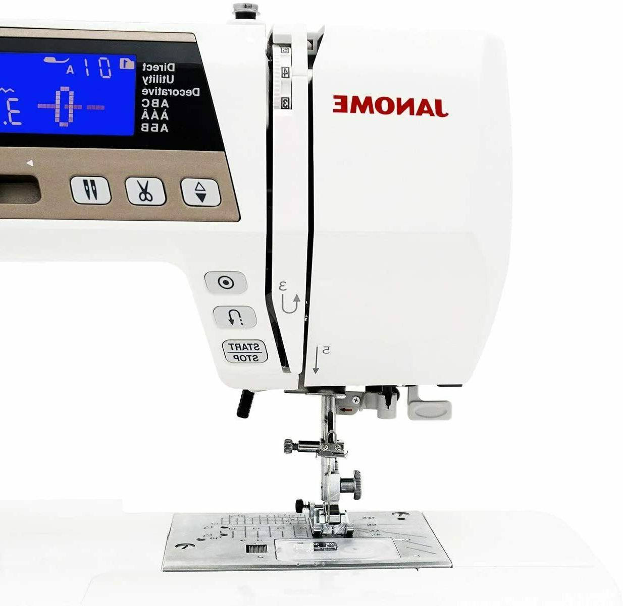 Janome / Computerized Quilting Machine NEW