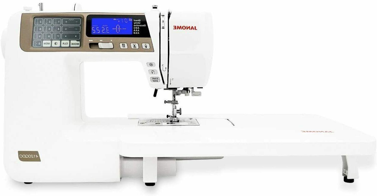 Janome Computerized Sewing + Machine |