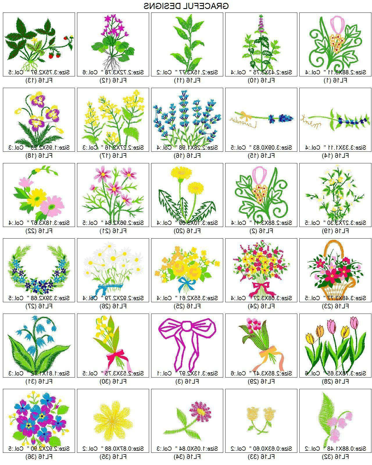 5,700 FLOWERS, GARDEN BROTHER COLLECTION SET