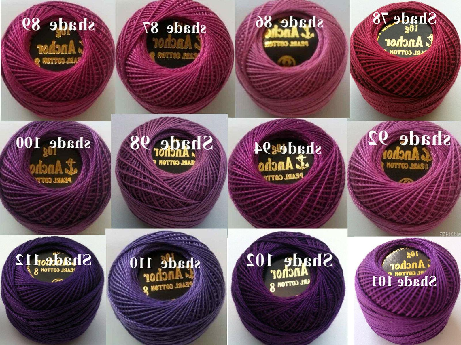 5 Crochet in Color Postage