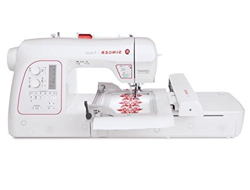 Singer Embroidery including 250 215 Sewing Automatic Thread Cutter, for sewing types of