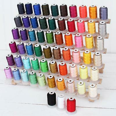 Threadart 63 Spool Brother Colors Thread |