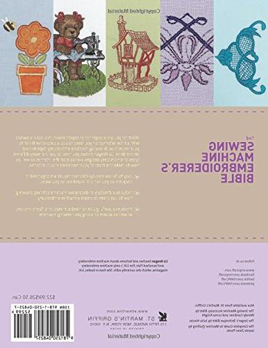 The Embroiderer's Bible: Get from Your Machine with Embroidery Designs Decorative Stitches