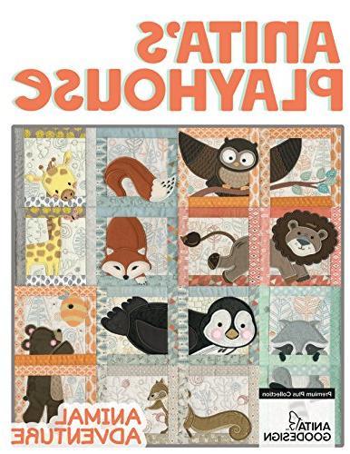 anita goodesign embroidery designs animal