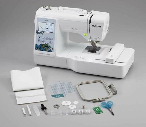BRAND NEW Computerized Embroidery Machine w/ Screen