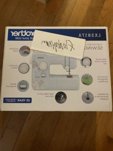 brand new full size sewing machine 17