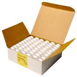 Bulk Bobbin White 108/box raprew108