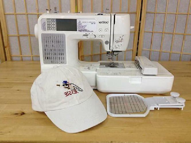 Embroidex Cap Hoop Embroidery Machine Kit Babylock Bernina