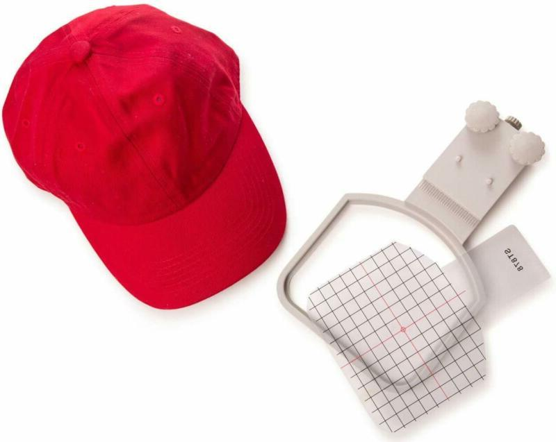 Embroidex Cap/Hat Hoop For Brother Embroidery Machine Se270D