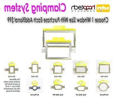clamp hoop embroidery machine brother babylock sm