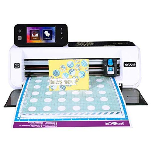 Brother Machine, LCD Touch Screen, Wireless Ready, DPI 631 Built-in