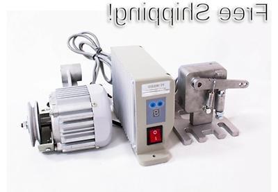 consew industrial sewing machine servo