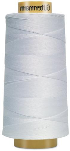 Gutermann 3000C-5709 Natural Cotton Thread Solids, 3281-Yard