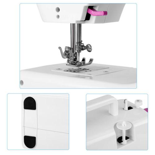Electric Sewing 16 Stitch Embroidery Machine Speed