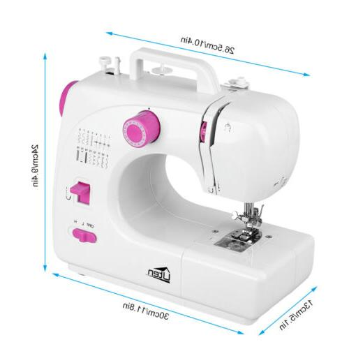 Electric Household Sewing 16 Speed Adjustable