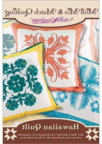 embroidery designs hawaiian quilt